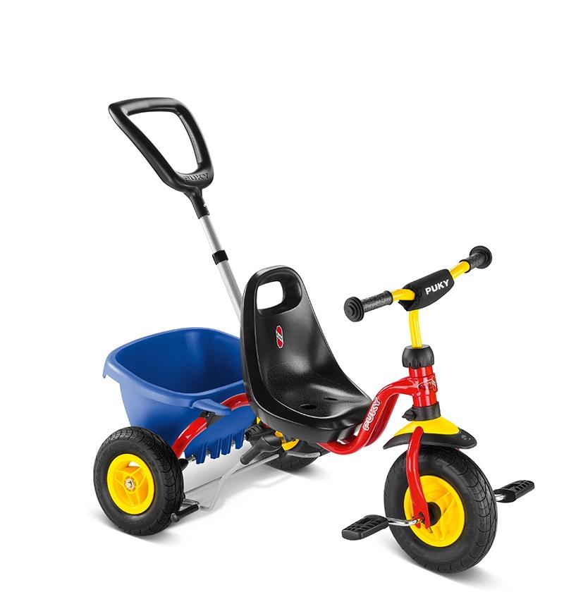 Велосипед Puky CAT 1L, красный puky r 03 l red