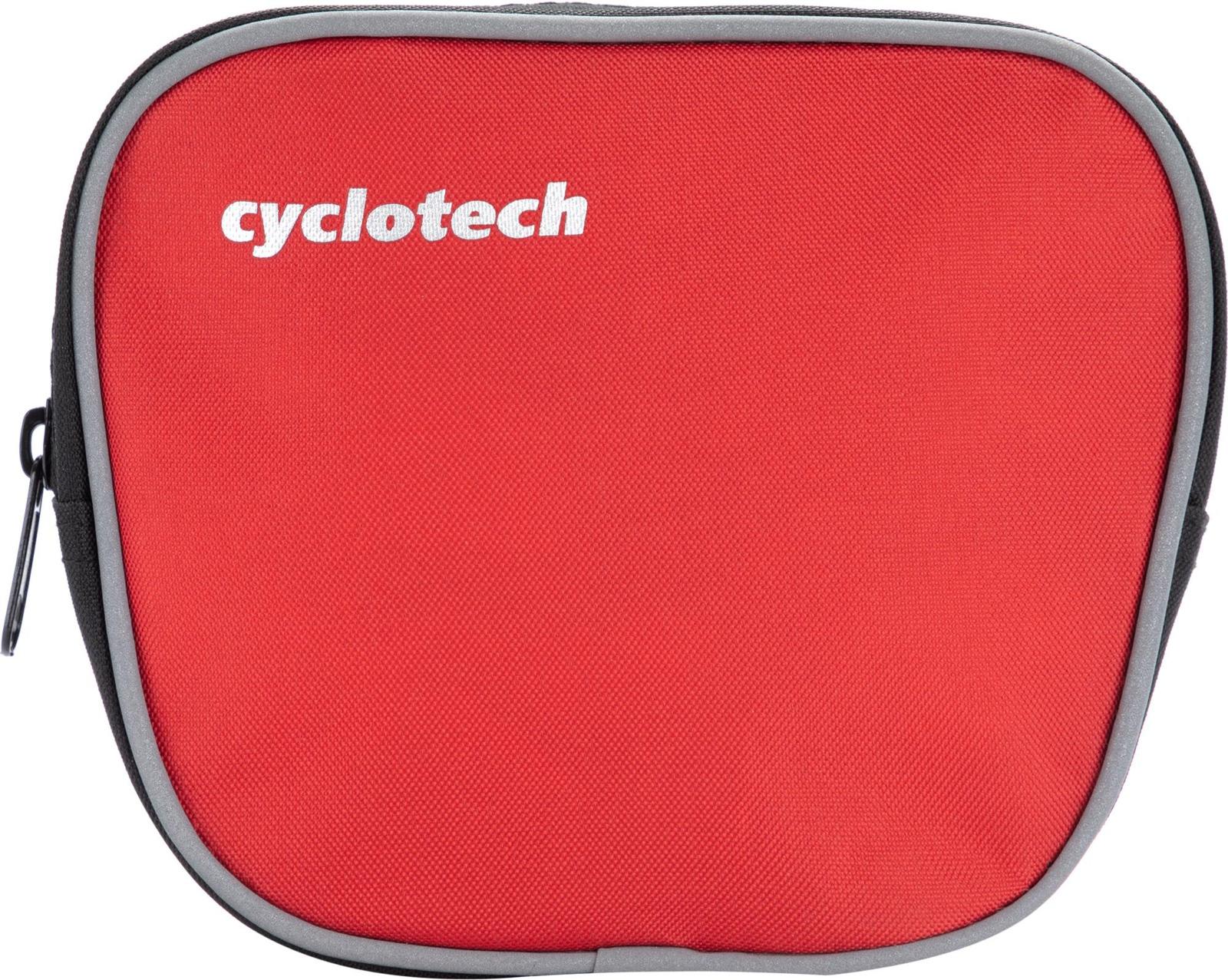 Сумка на велосипед Cyclotech CYC-7 Bicycle Bag, красный цена