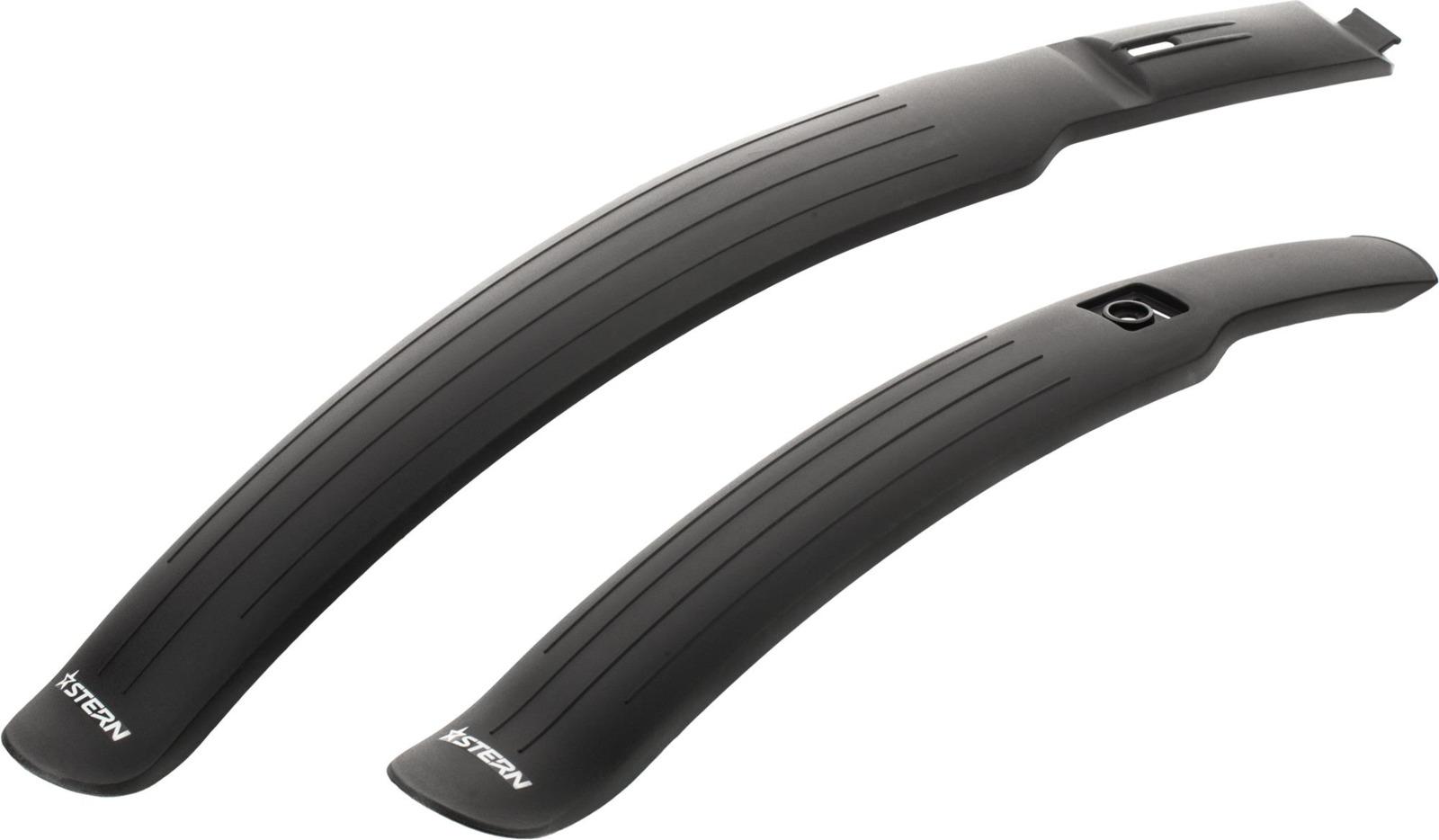 Набор крыльев Stern CMS-2, черный, 24-26 вилка амортизационная suntour гидравлическая для велосипедов 26 ход 100 120мм sf14 xcr32 rl 26