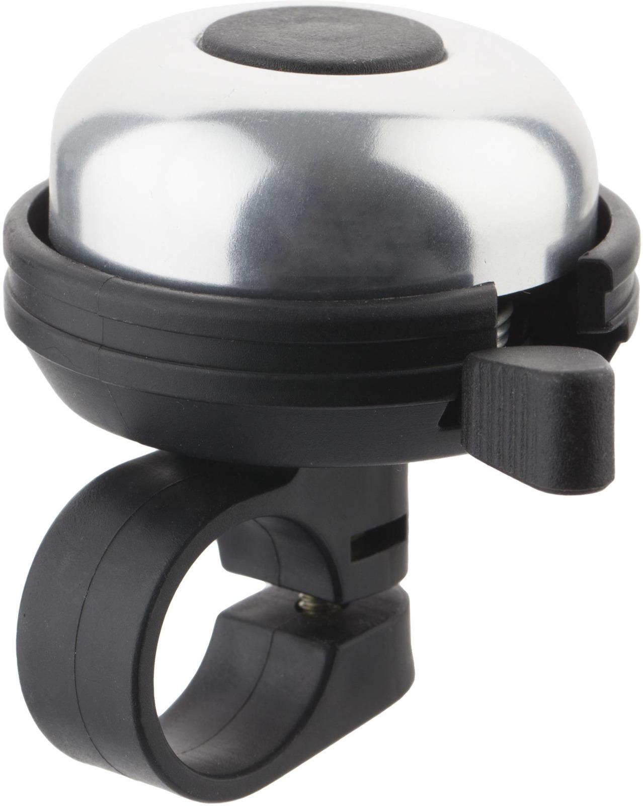 цена на Звонок велосипедный Stern CR-1B Bell, серебристый