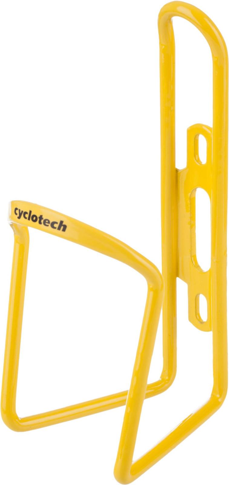 Флягодержатель Stern CBH-1B Bottle holder, желтый запчасти для велосипеда stern