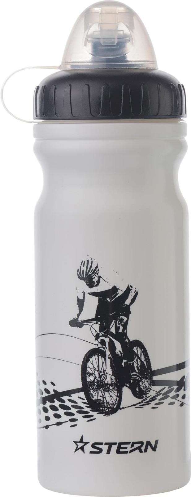 Фляга велосипедная Stern 01 CBOT-1 Water bottle, белый