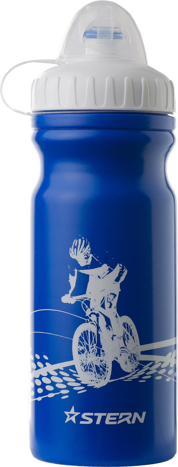 Фляга велосипедная Stern 01 CBOT-1 Water bottle, синий недорого