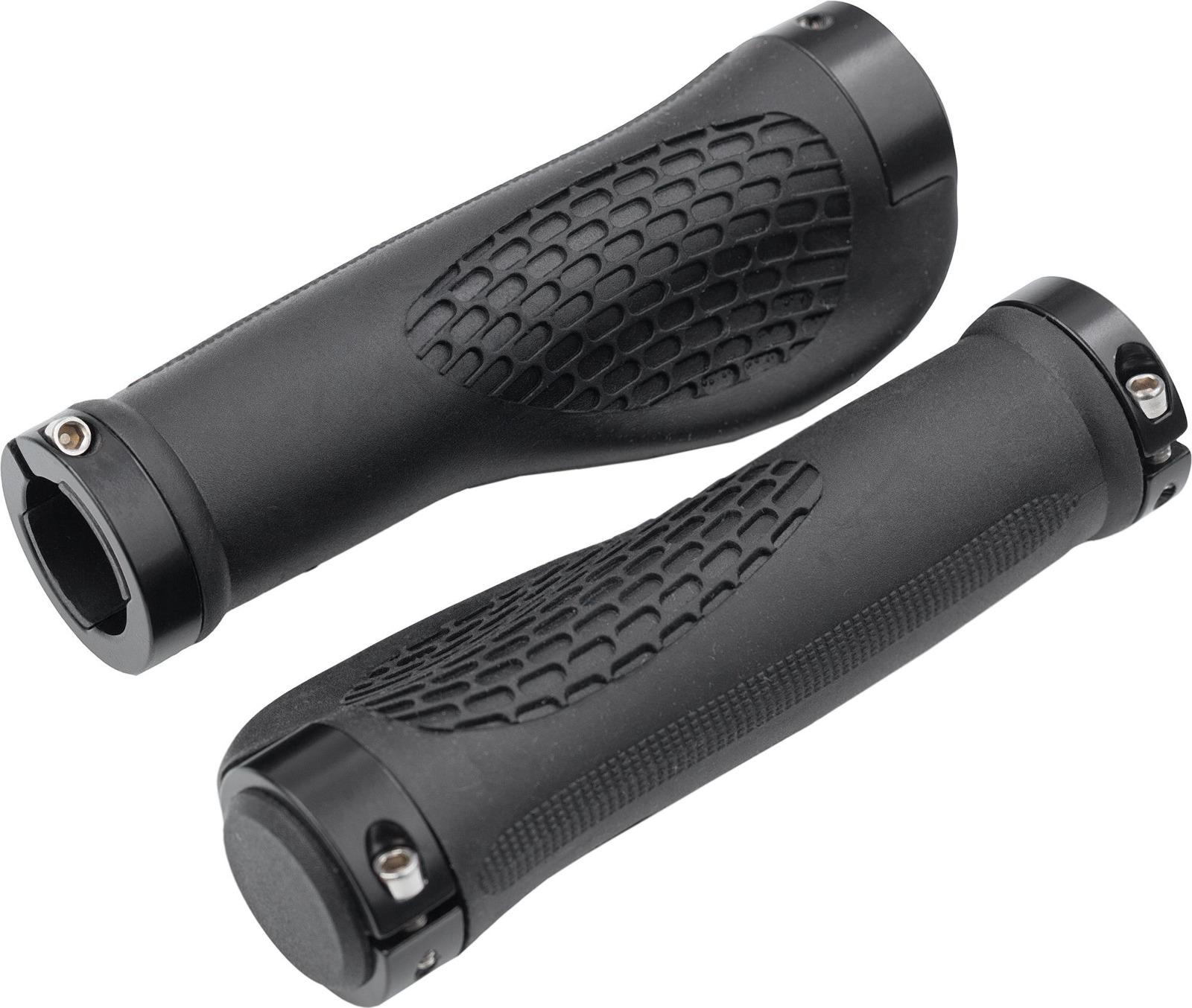 Ручки на руль Stern cgrip-5 city Handlebar grips, черный