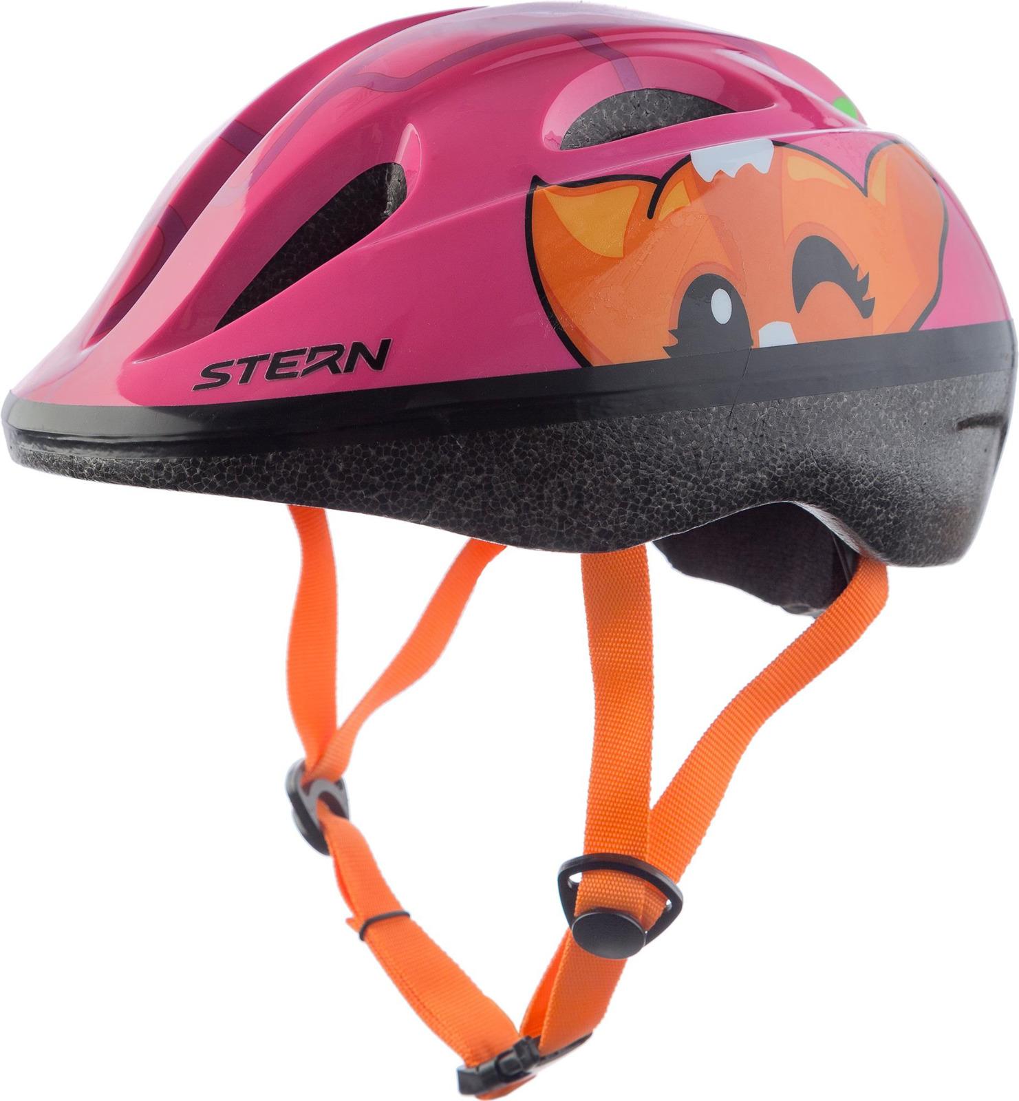 Велосипедный шлем Stern 01 helm-k1 Helmet, фиолетовый, размер S велосипедный шлем sahoo 2015 58 62 mtb