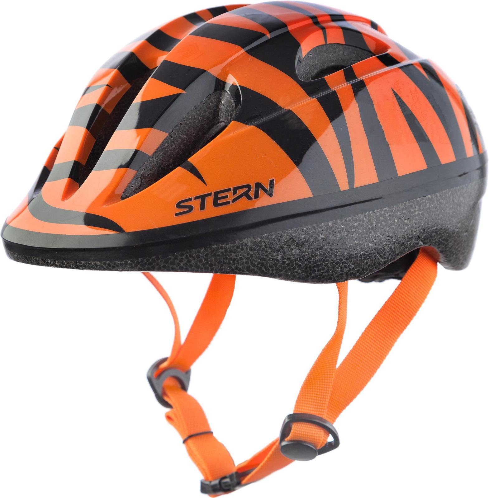 Велосипедный шлем Stern 01 helm-k1 Helmet, черный, оранжевый, размер S велосипедный шлем sahoo 2015 58 62 mtb