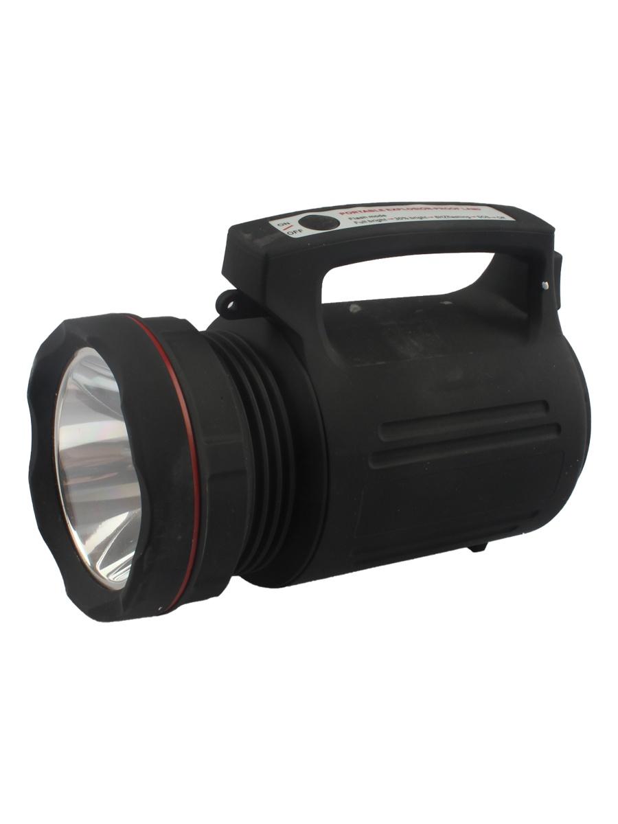 Ручной фонарь L.A.G. HY-8006, черный чехол для фонарика other brands
