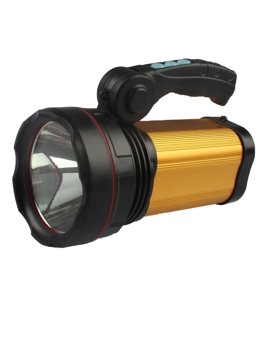 Ручной фонарь L.A.G. XQ-99, золотой