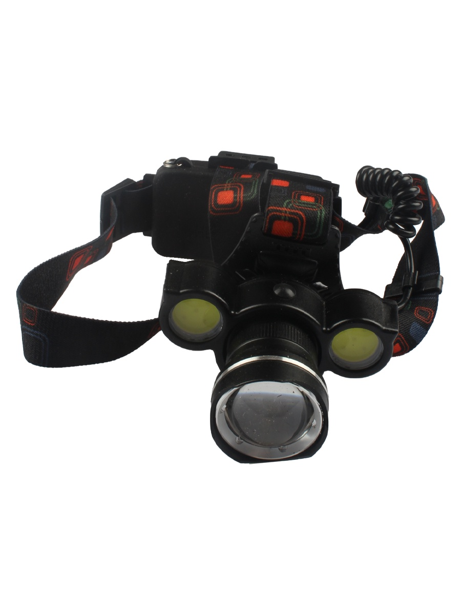 Налобный фонарь L.A.G. HL-T002-T6, черный