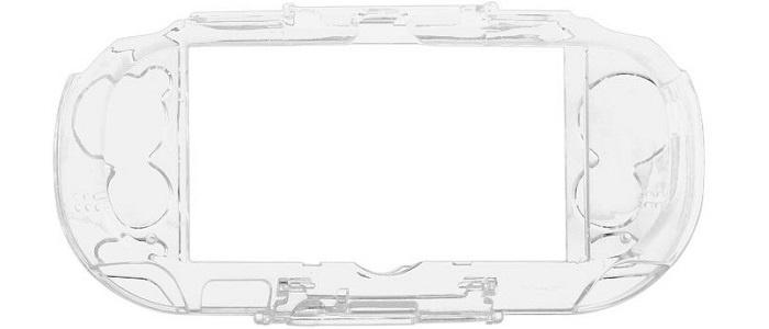 Чехол для игровой приставки SYQ-888, прозрачный