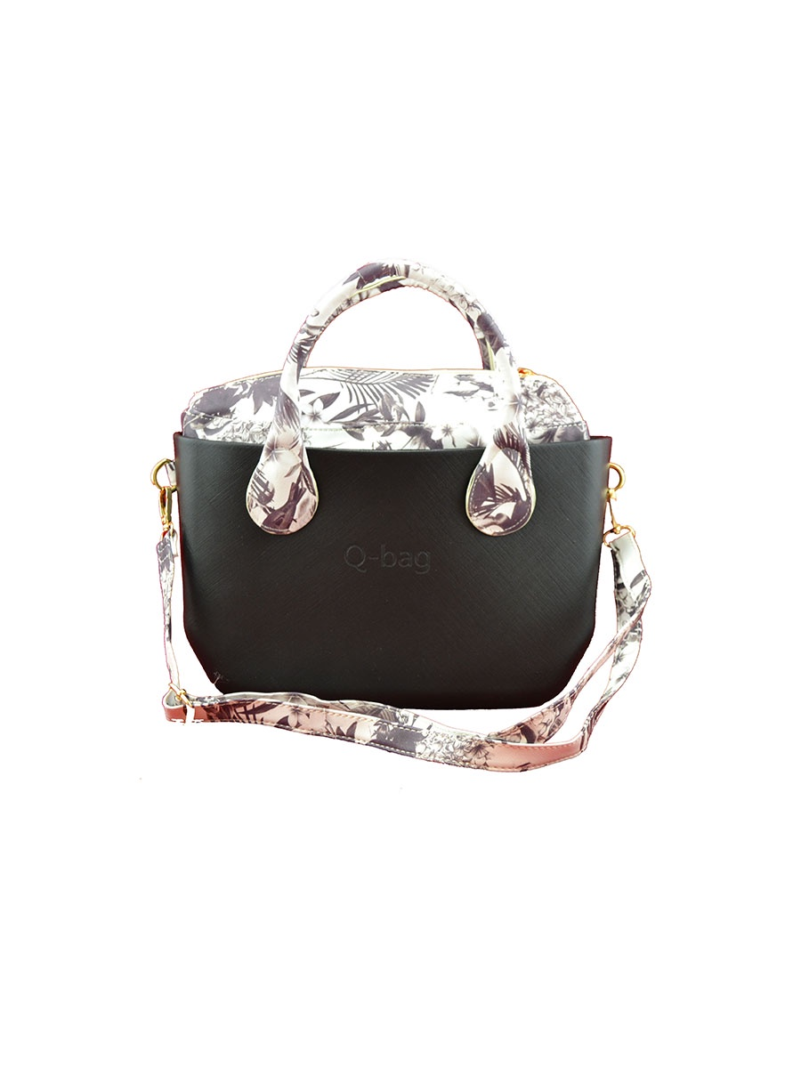 Сумка Q-bag 5109, черный сумка tao beauty bag 52077 2015
