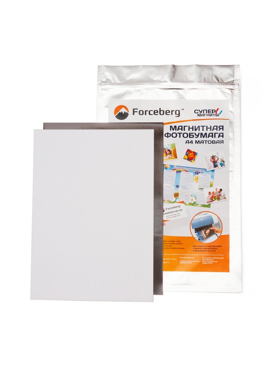 Магнитная бумага Forceberg 9-3412024-010, белый