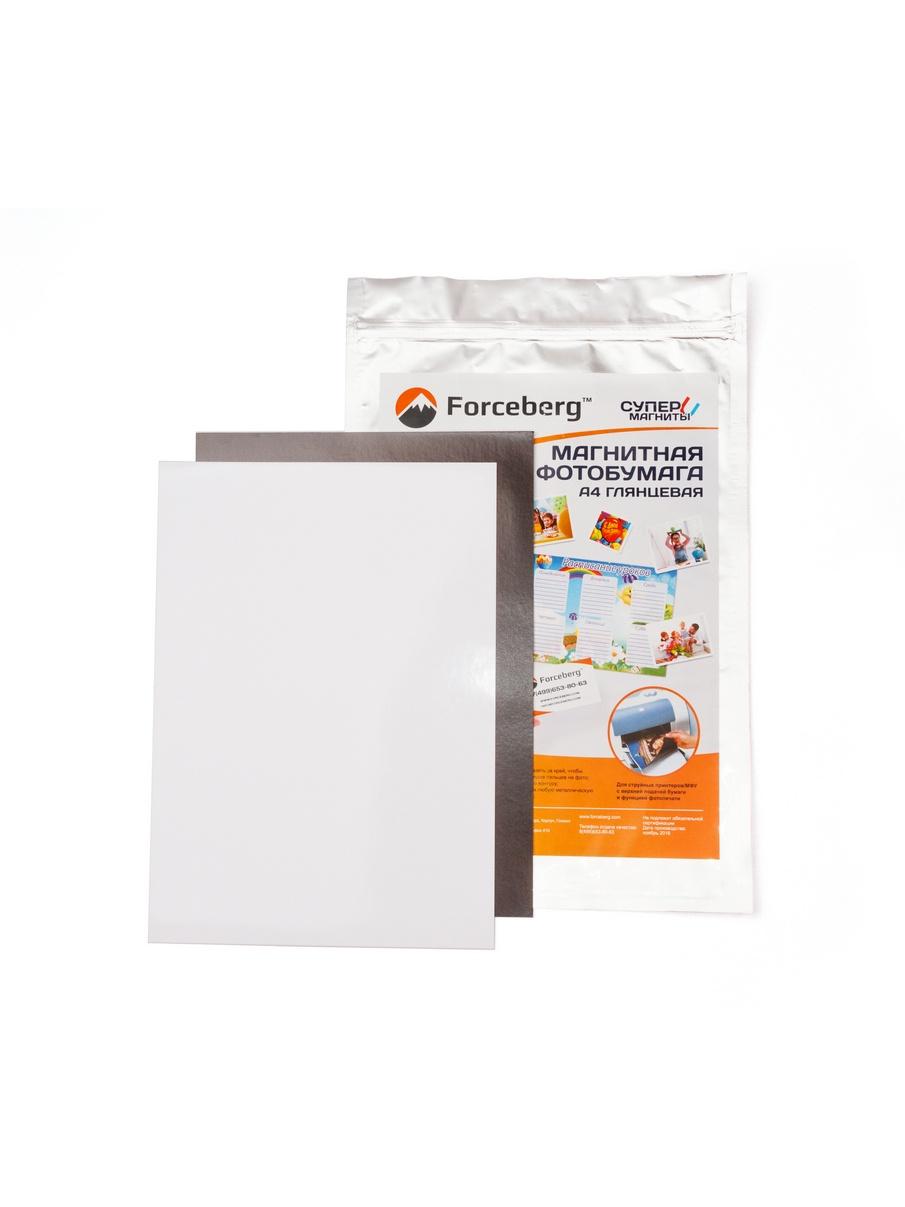 Магнитная бумага Forceberg 9-3412048-010, белый