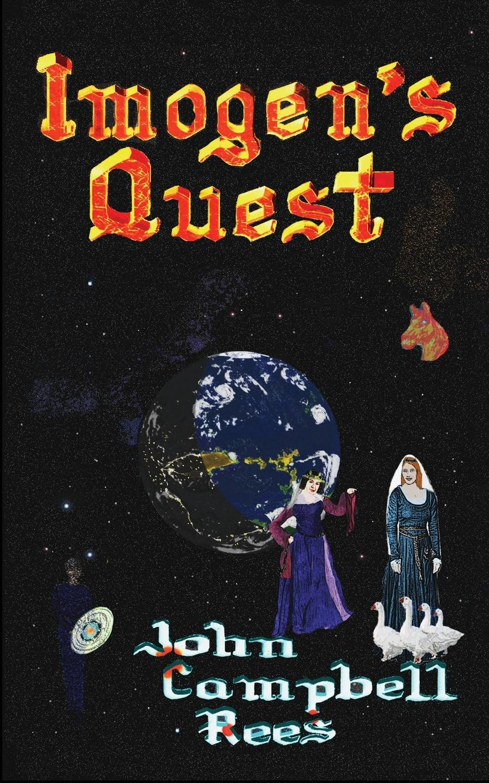 John Campbell Rees. Imogen.s Quest