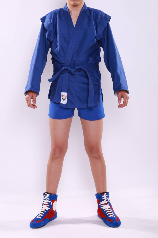 Куртка для самбо Sapsan sapsan pro 2a комплект моментальной тревоги уличный