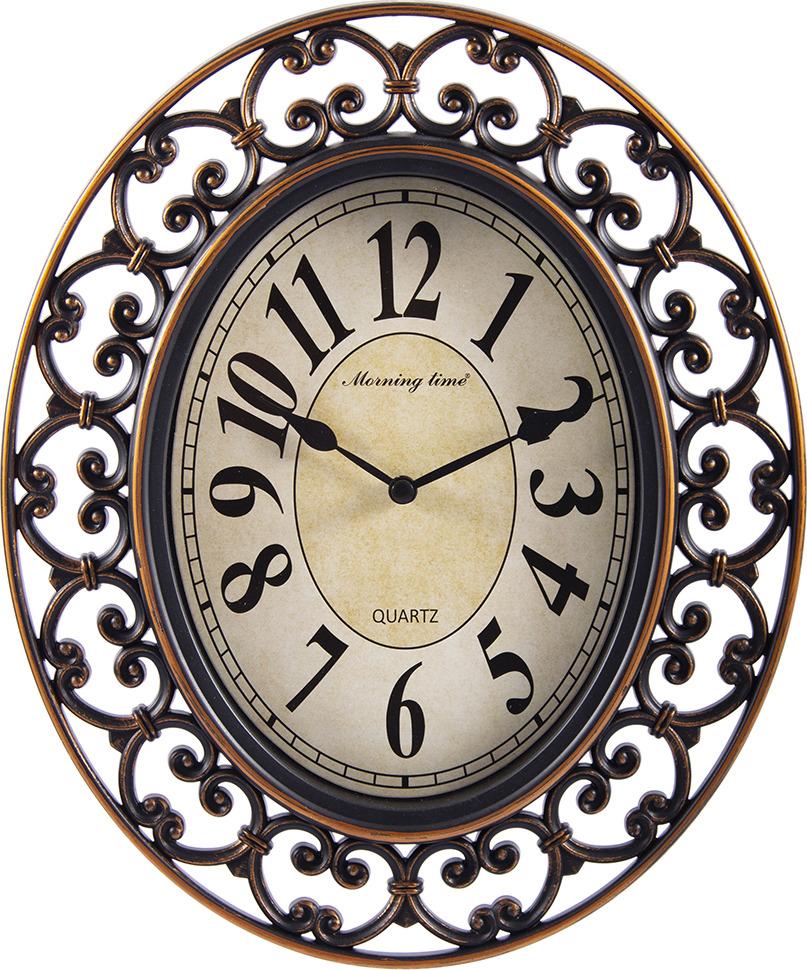 крючки настенные русские подарки крючки настенные помощник повара Настенные часы Русские подарки, 122331, бронза
