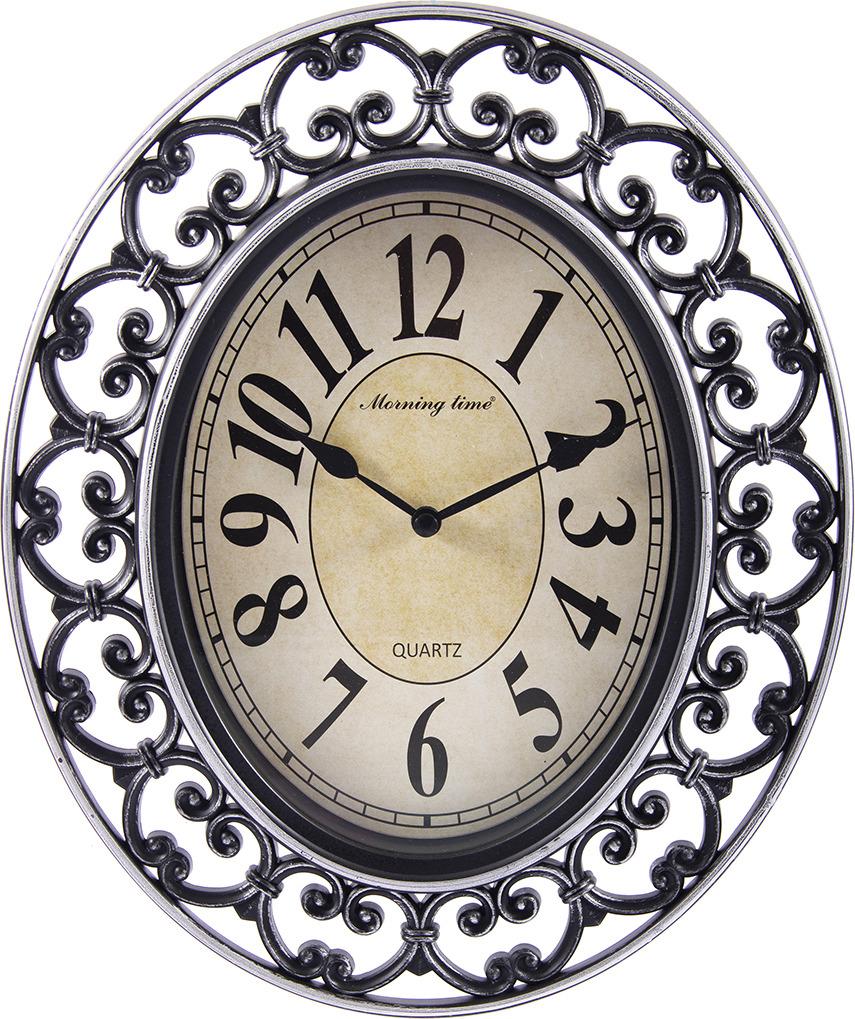 крючки настенные русские подарки крючки настенные помощник повара Настенные часы Русские подарки, 122332, серый