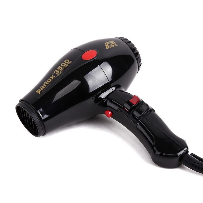 Фен для волос Parlux 3500 SuperCompact Ceramic&Ionic Edition, черный
