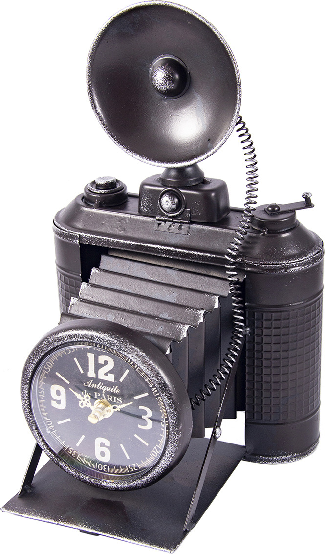 Настольные часы Русские Подарки Фотокамера casio фотокамера
