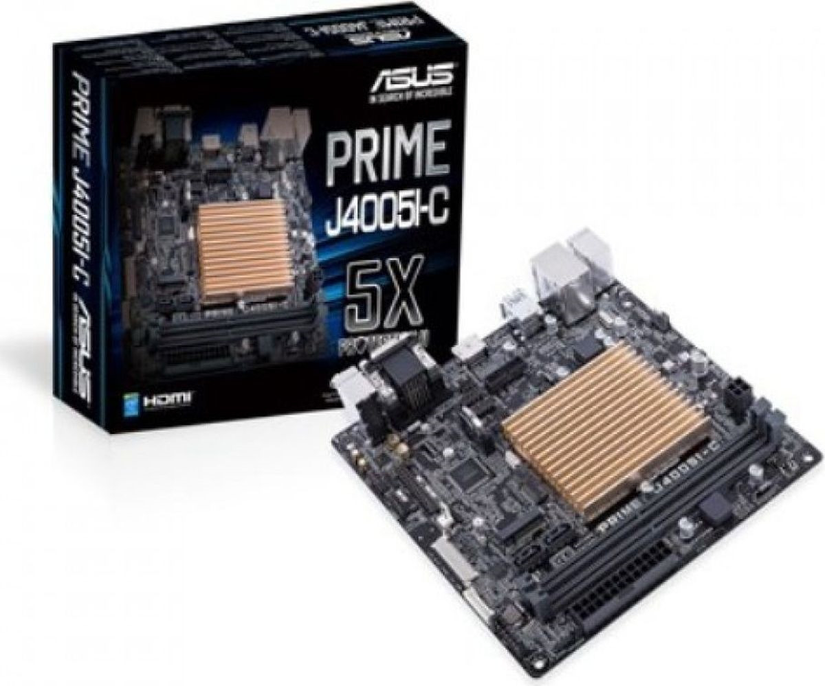 Материнская плата Asus PRIME J4005I-C