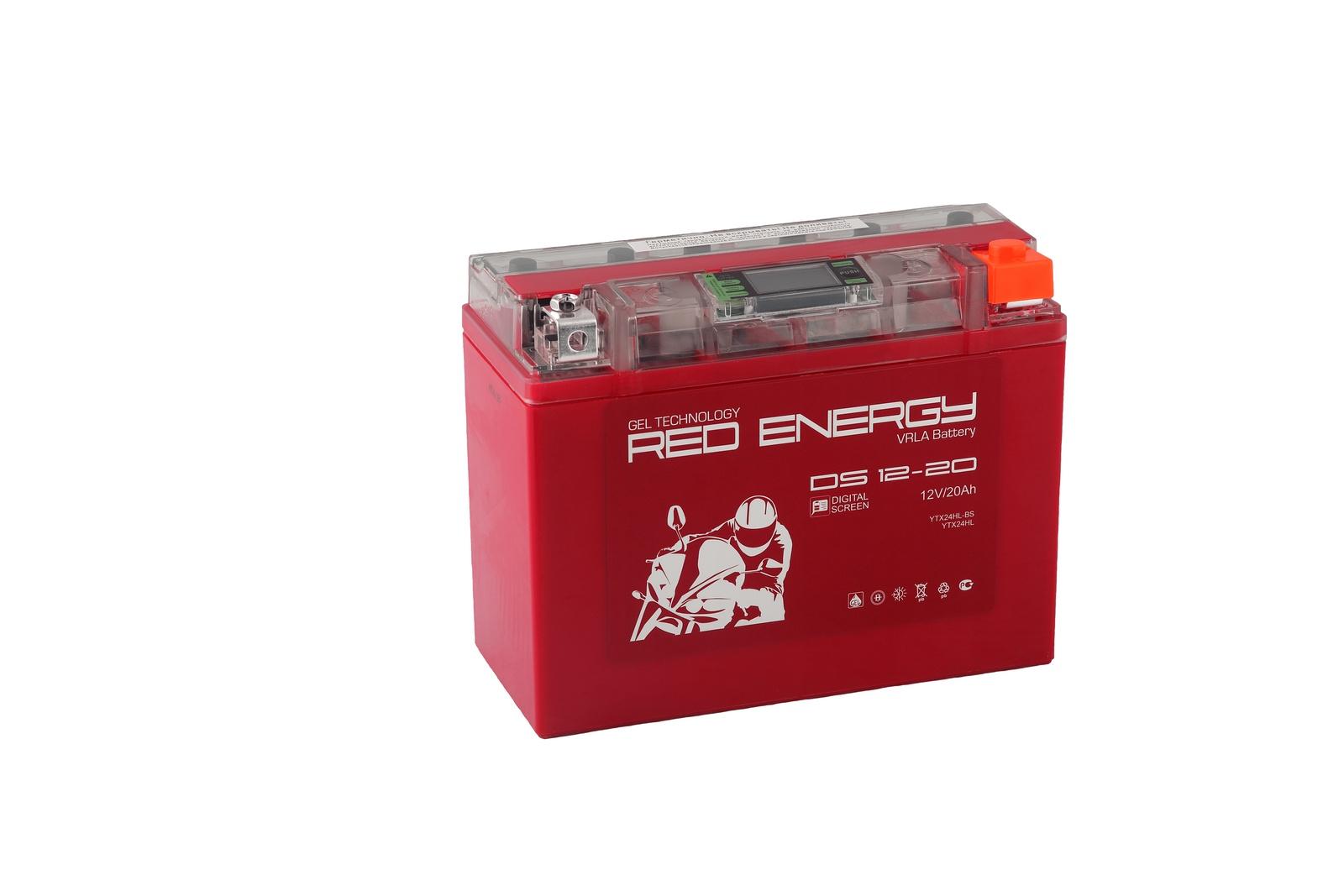 Аккумулятор для мототехники Red Energy DS 1220 все цены
