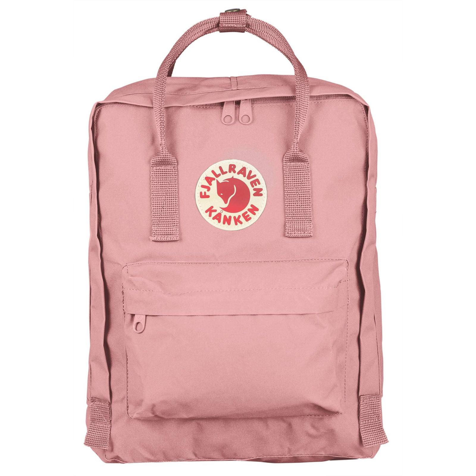 Рюкзак Fjallraven Kanken 312, розовый цена и фото