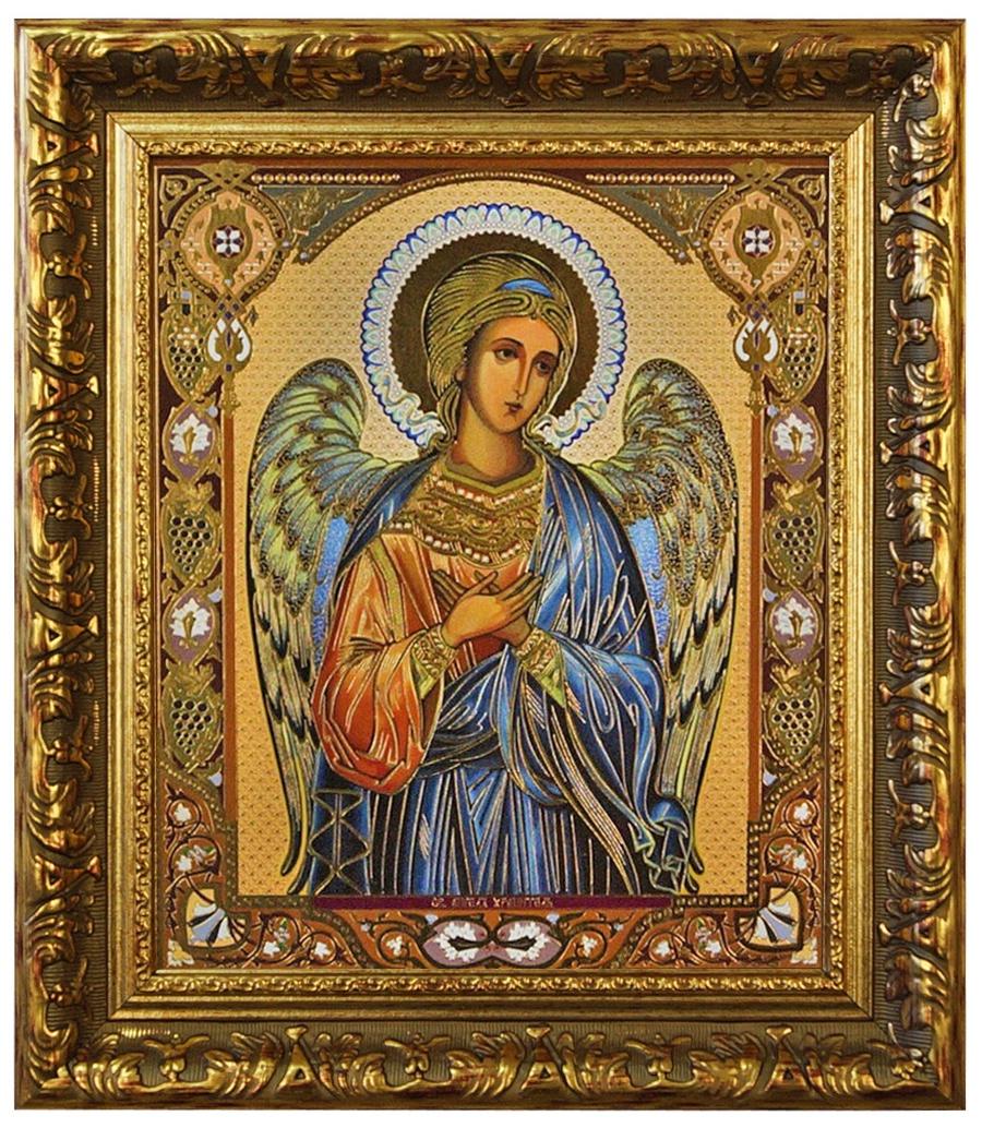 Икона Мастер Рио 1/225677, золотой икона лев