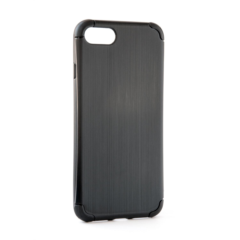 Чехол для сотового телефона Vili Клип-кейс Foil iPhone 8, черный