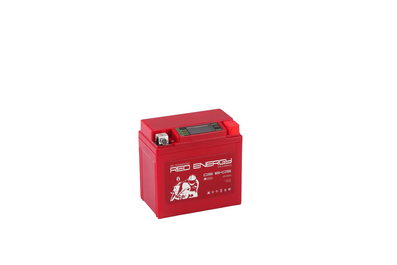 Аккумулятор для мототехники Red Energy DS 1205 все цены