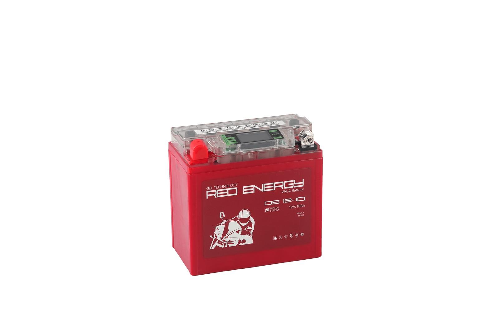 Аккумулятор для мототехники Red Energy DS 1210 все цены