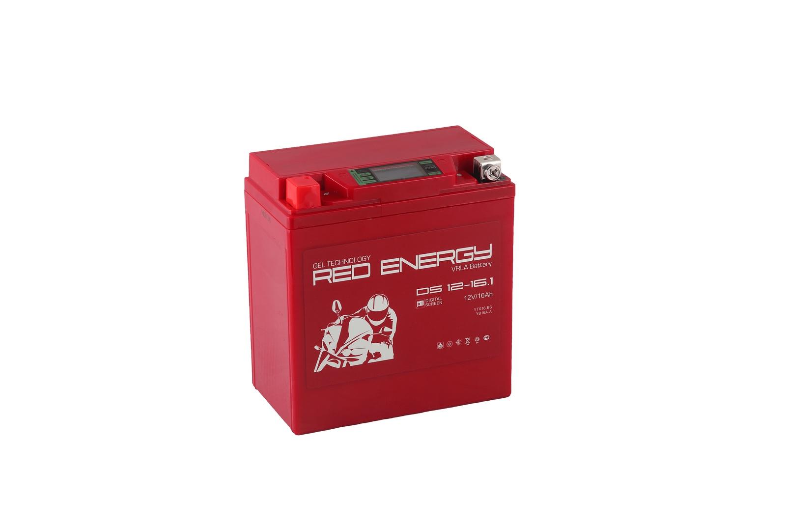 Аккумулятор для мототехники Red Energy DS 1216.1 все цены