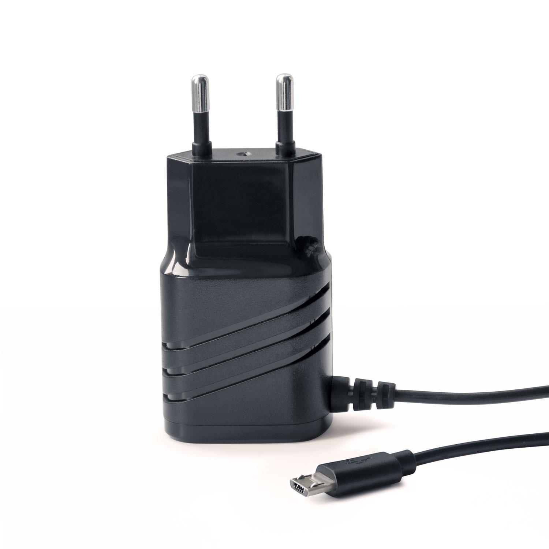 Зарядное устройство CODE TCH-MU1, черный oxion зарядное устройство сетевое oxion 1a microusb