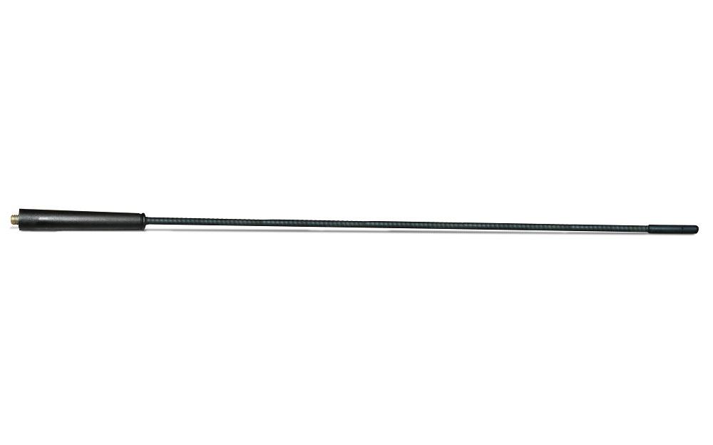 Автомобильная антенна триада Пруток универсальный Euro, с наружной резьбой М6, черный автомобильная антенна триада ремкомплект пр 02 euro decor пруток универсальный