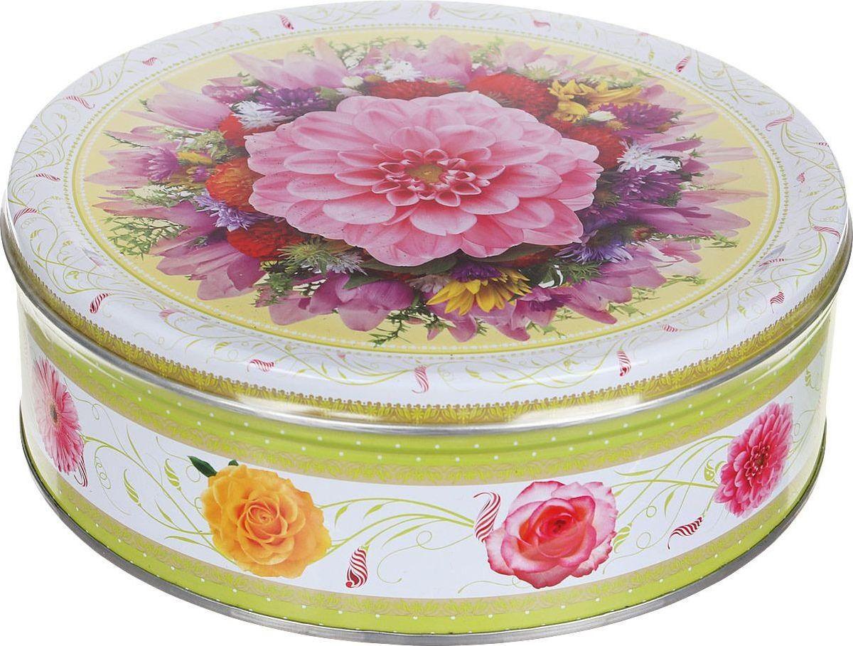 Сладкая Сказка Monte Christo Весенний букет печенье сдобное, 400 г (новый дизайн) букет солнечный привет 19 27 или 35 подсолнухов