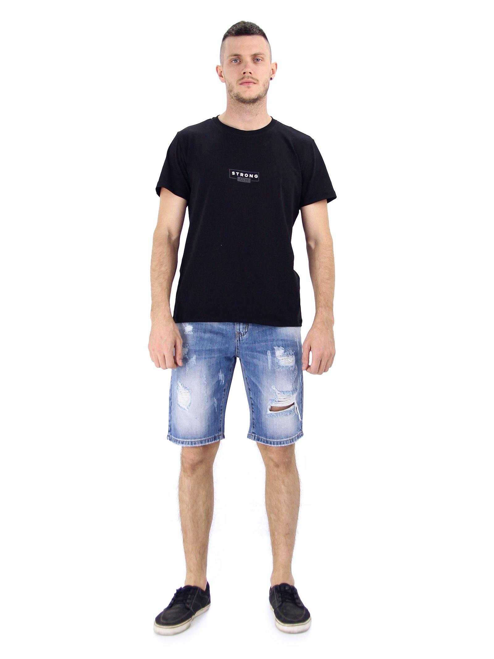 Фото - Шорты FASHION JEANS fashion high waist skinny shredded ripped jeans
