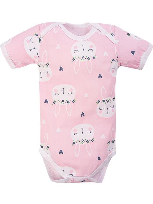 Боди Веселый малыш боди комбинезон детский веселый малыш звездный зайка цвет бежевый 48142 звз размер 80