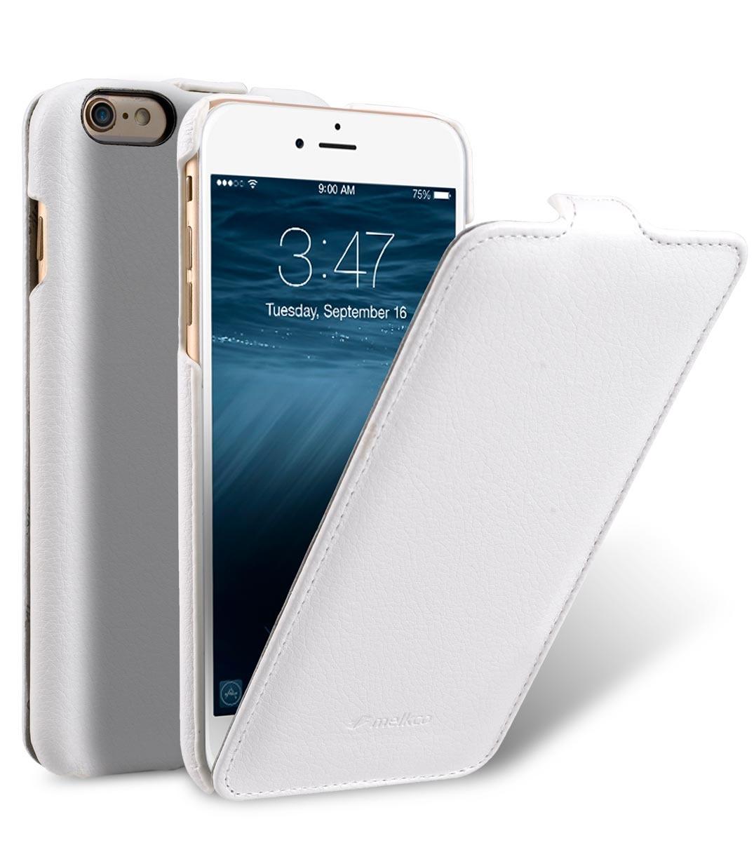 Чехол для сотового телефона Melkco Кожаный чехол флип для Apple iPhone 6/6S (4.7
