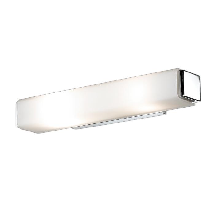 Настенный светильник Odeon Light 2731/2W, серый металлик светильник настенный odeon light 2660 2w