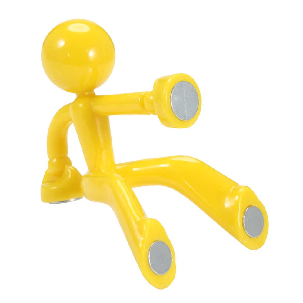 Держатель интерьерный Migliores Магнитный держатель ключей, желтый держатель jeneca ta005