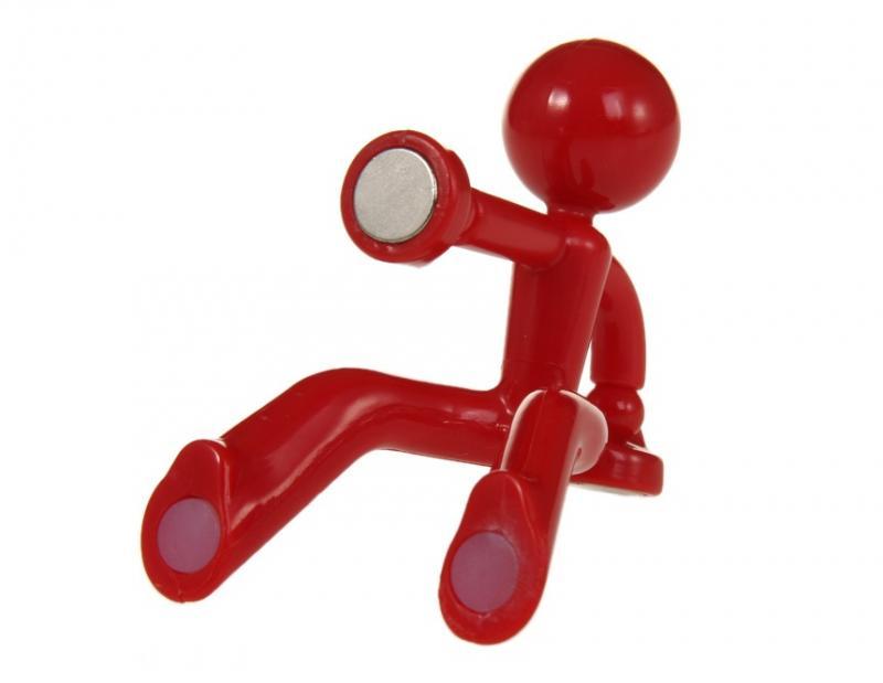 Держатель интерьерный Migliores Магнитный держатель ключей, красный держатель интерьерный s039