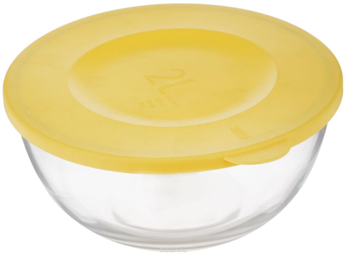 Контейнер пищевой Glasslock MBCB-200F, прозрачный