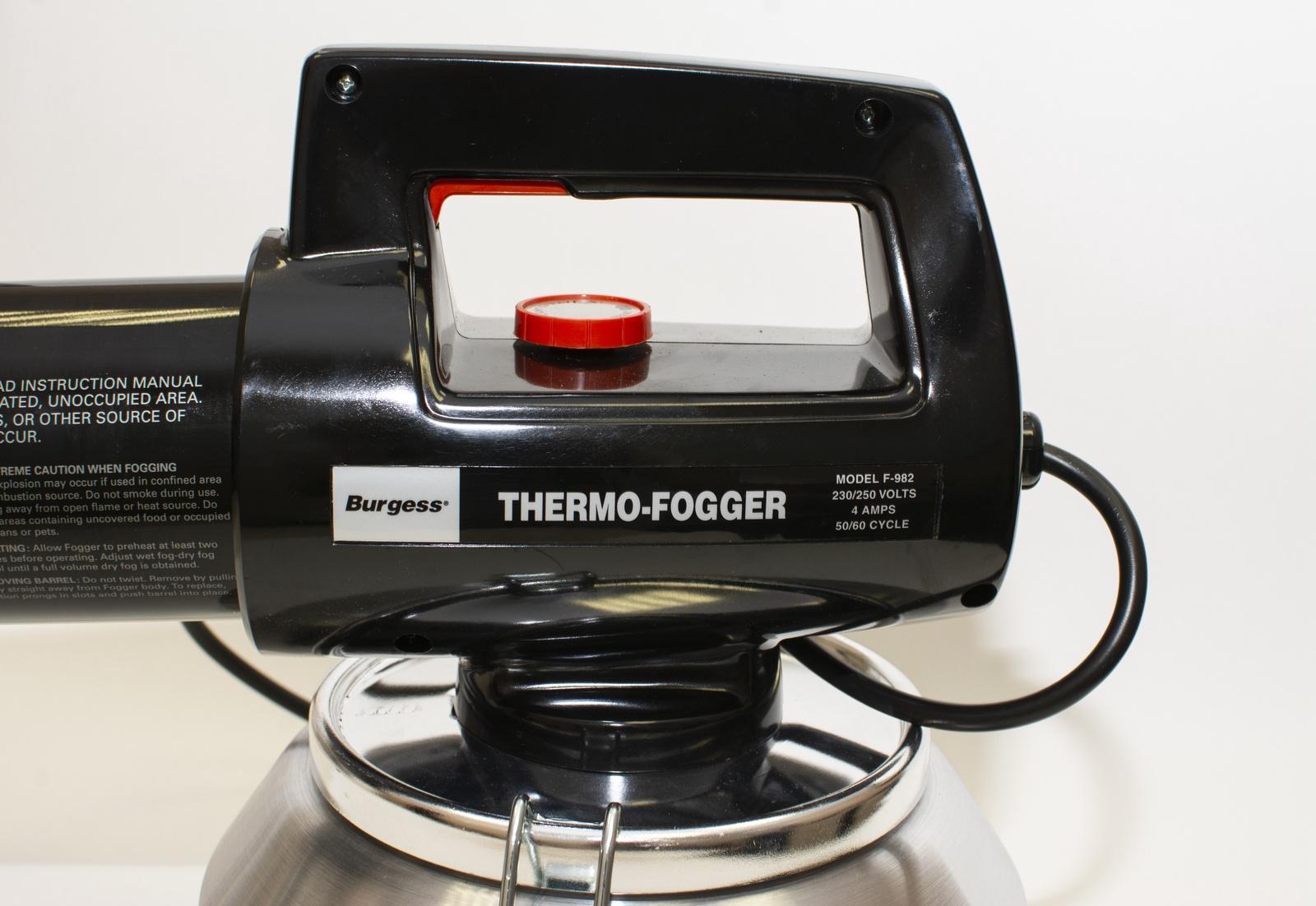 Генератор сухого тумана Burgess Thermo-Fogger Burgess