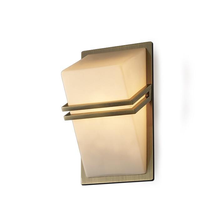 Настенный светильник Odeon Light 2023/1W, бронза odeon light накладной светильник tiara 2025 1w