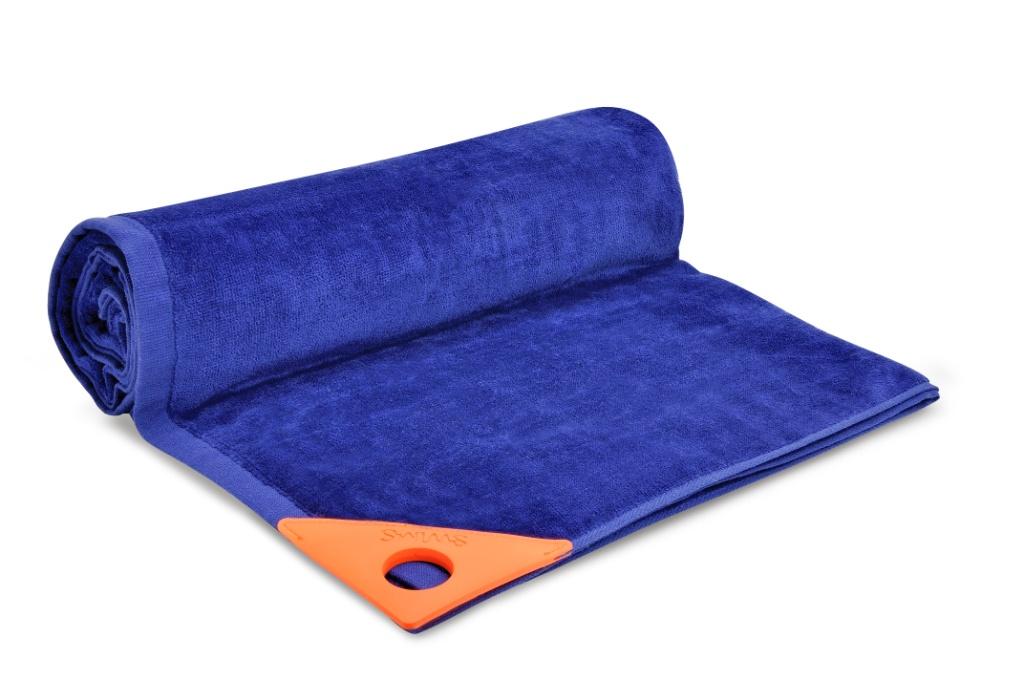 Фото - Полотенце для пляжа Swims 53231-002, синий декоративное полотенце fragrant hills 002