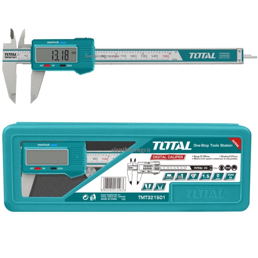 Штангенциркуль Total TMT321501