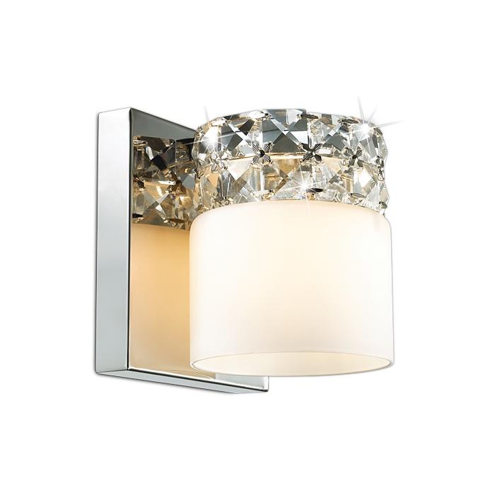 Бра Odeon Light 2749/1W, серый металлик бра odeon light 2901 1w серый металлик