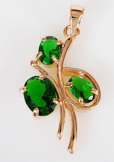 Подвеска/кулон бижутерный Lotus jewelry 3031P-17Gcz, Ювелирный сплав, Фианит, зеленый катушка индуктивности jantzen cross coil 12 awg 2 mm 3 9 mh 0 42 ohm
