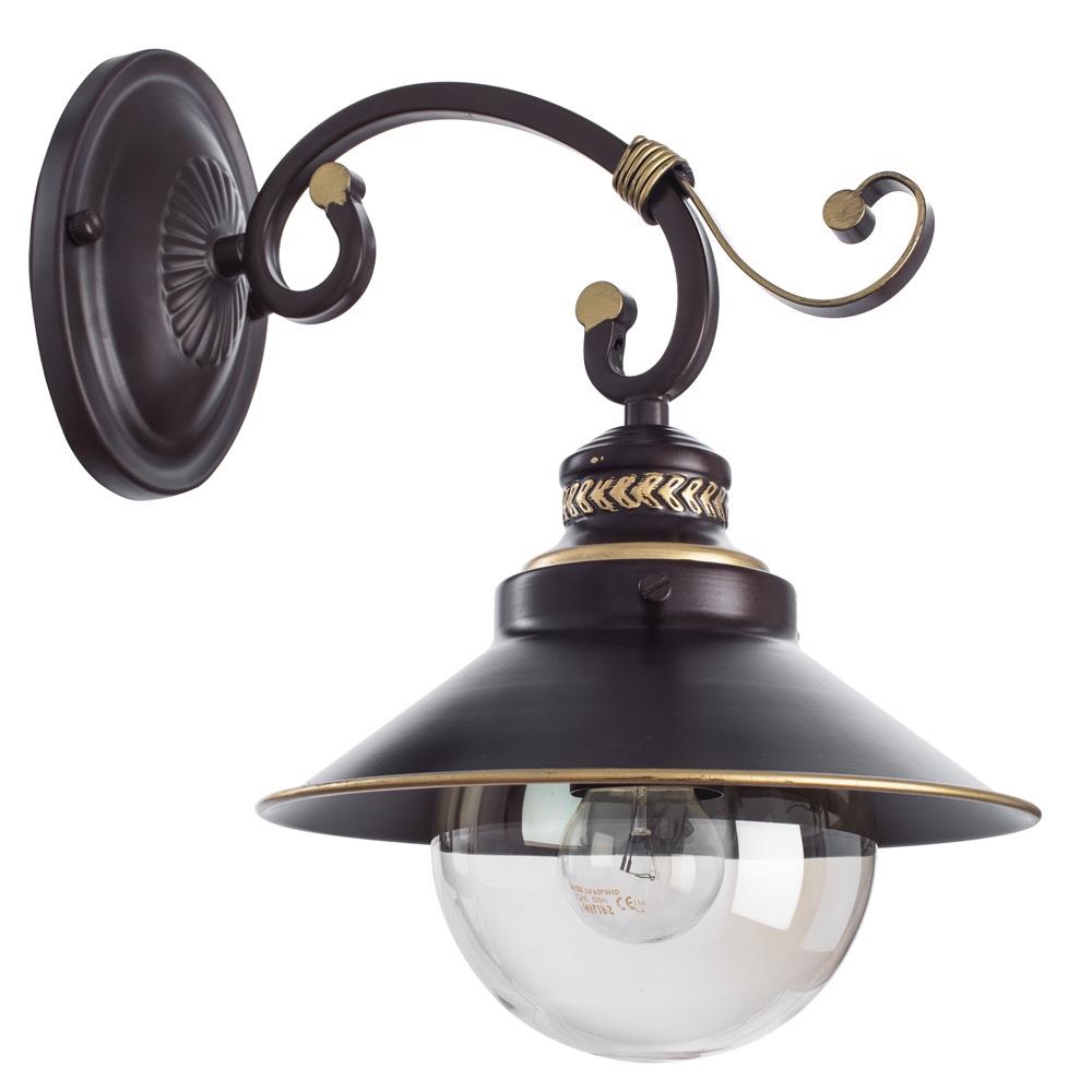 Бра Arte Lamp A4577AP-1CK, E27, 60 Вт