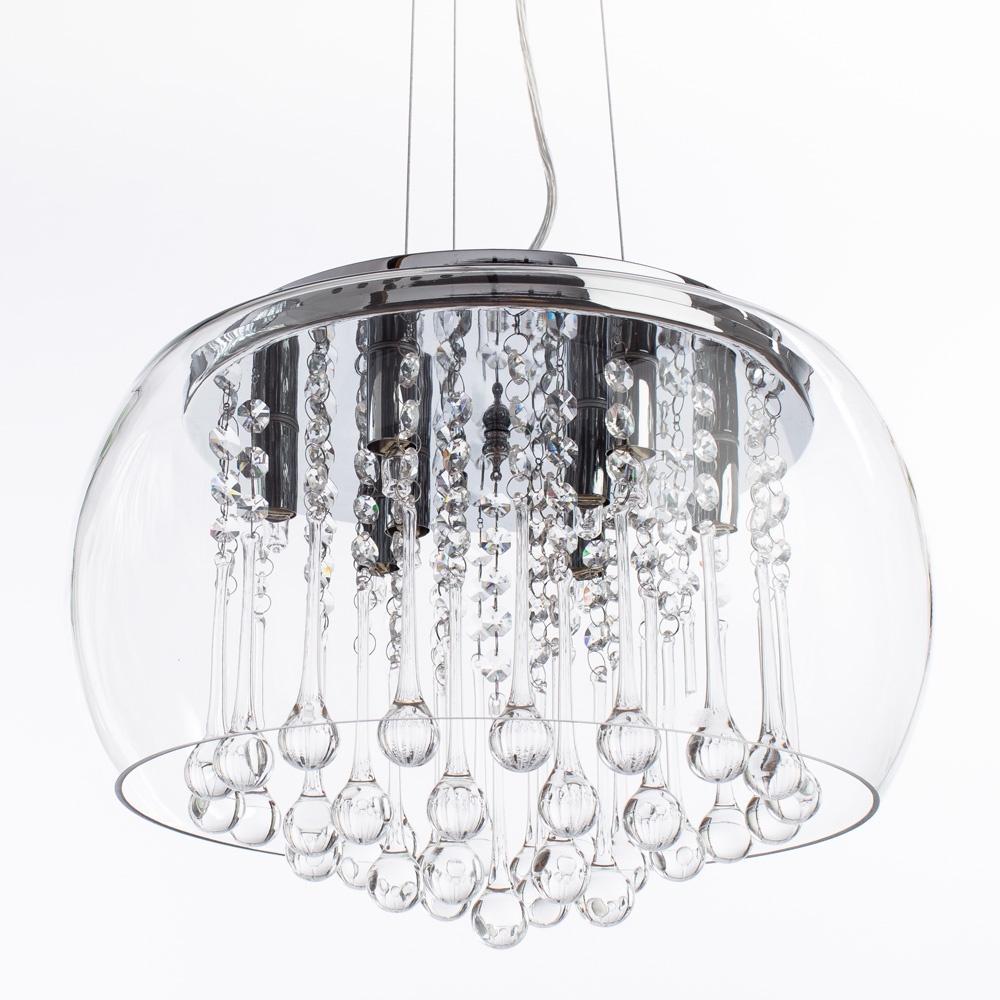 Подвесной светильник Arte Lamp A7054SP-8CC, G9, 33 Вт подвесной светильник flower pot 2 диаметр 23