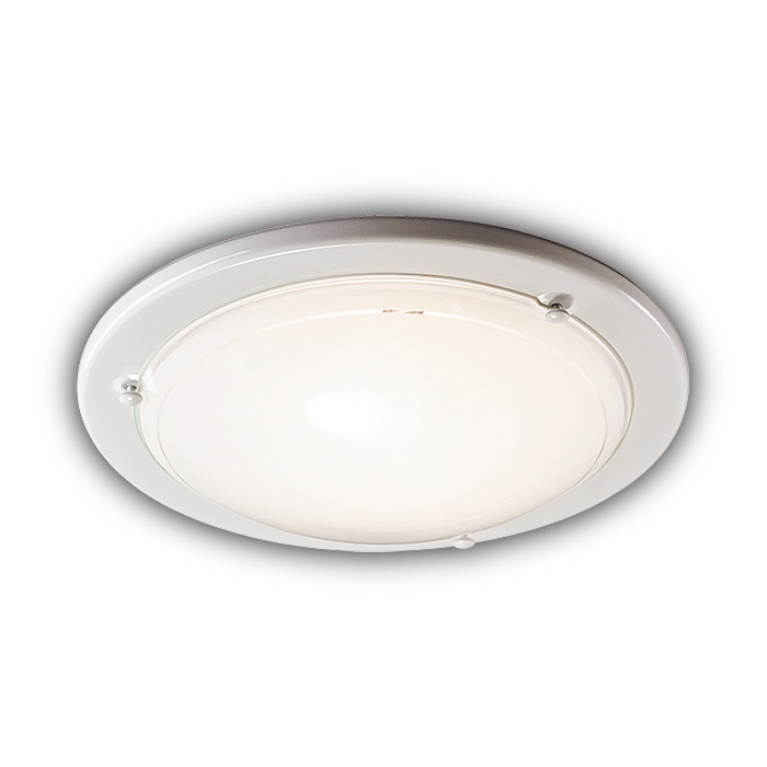 Настенно-потолочный светильник Sonex 111, серый металлик цены